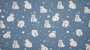 Polarbear blue