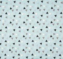 Trianglar blå